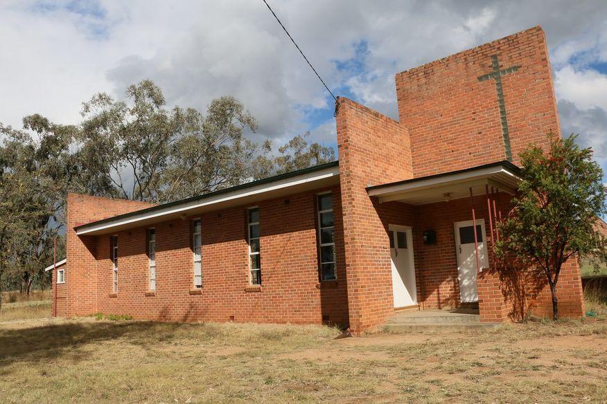 Delungra Uniting Church - Former