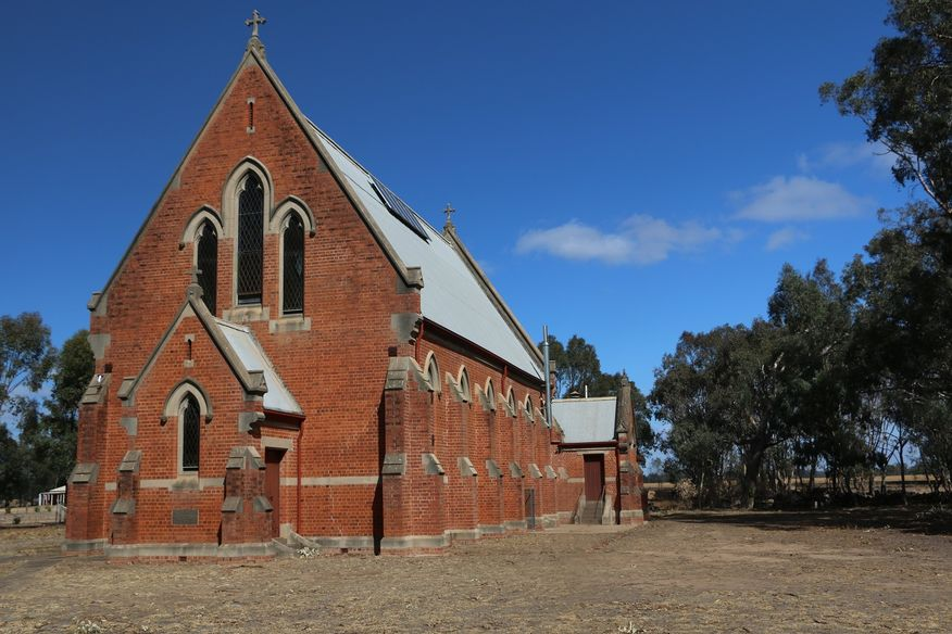 Devenish Catholic Church - Former