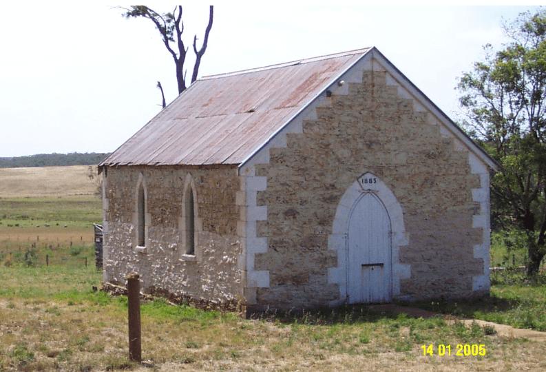 Drik Drik Methodist Wesleyan Chapel - Former