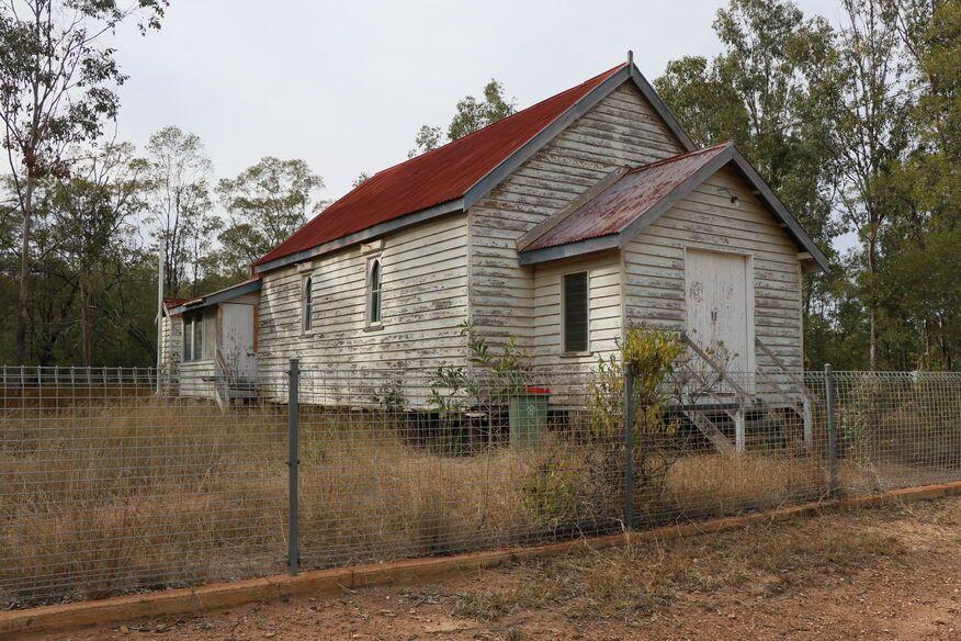 Duaringa Uniting Church - Former