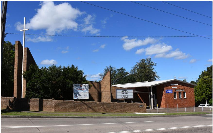 Dundas Ermington Uniting Church