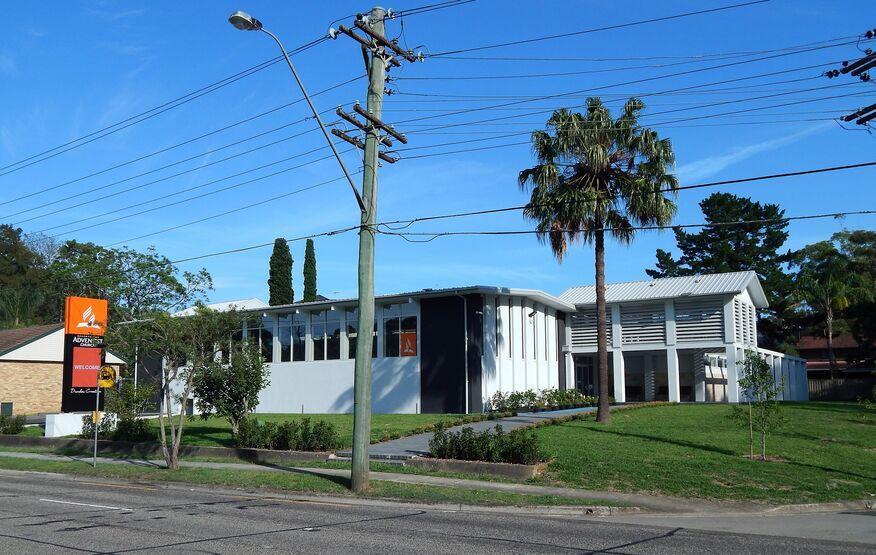 Dundas Seventh-Day Adventist Church