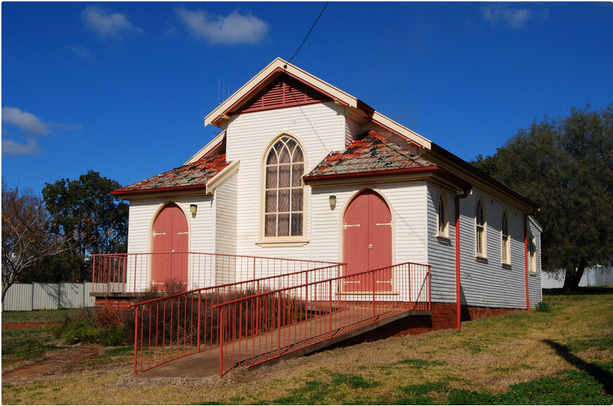 Dunedoo Uniting Church - Former