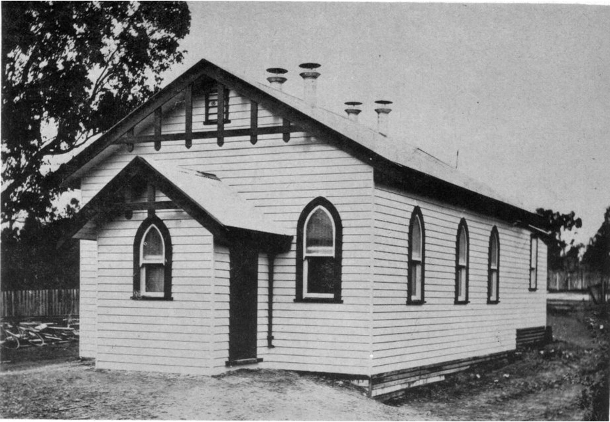 Dunolly Church of Christ - Former