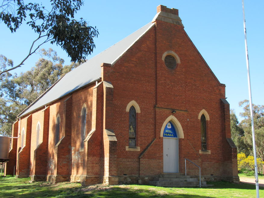 Dunolly Presbyterian Church - Former