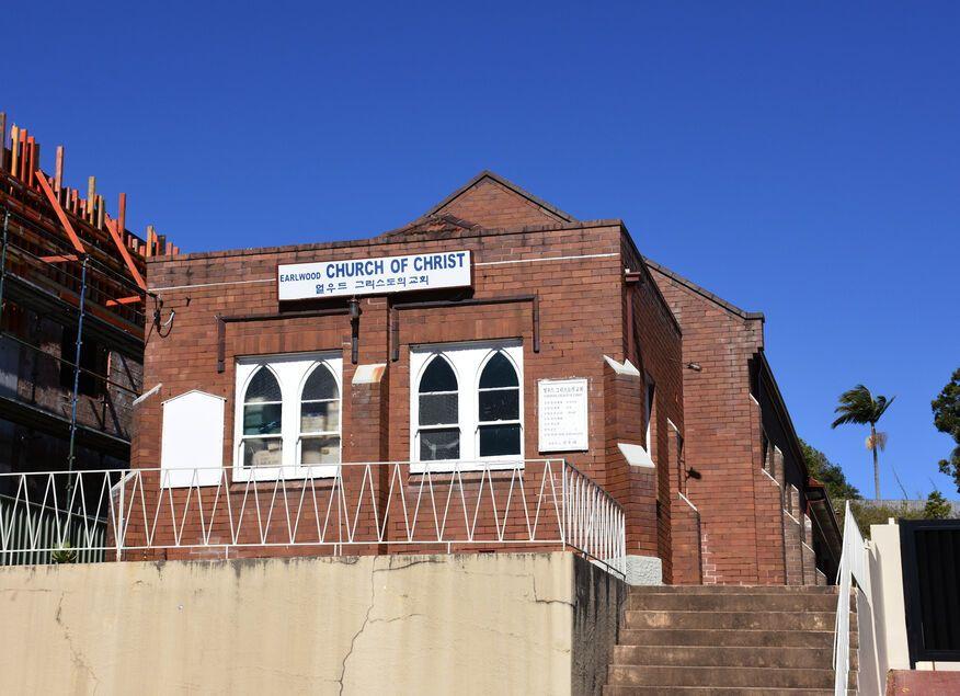 Earlwood Church of Christ - Former