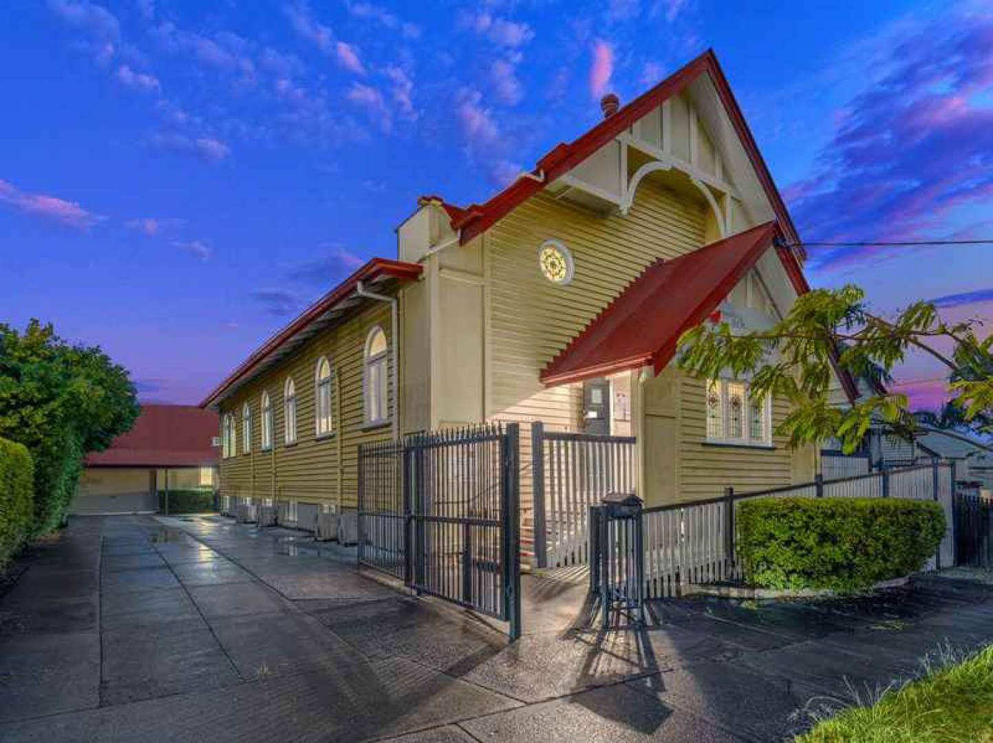 East Brisbane Methodist Church - Former