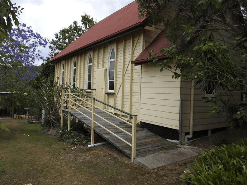 Ellie Street, Herberton Church - Former