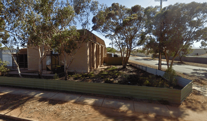 Elliott Street, Whyalla Playford Church - Former