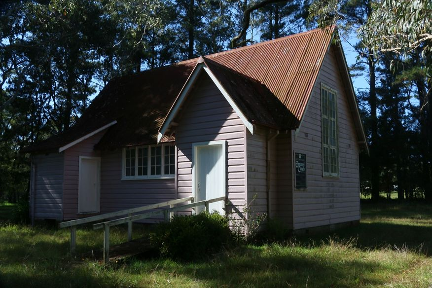 Emannuel Anglican Church - Former
