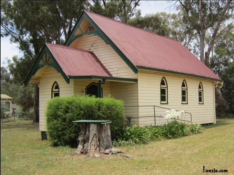 Emmagool Church - Former