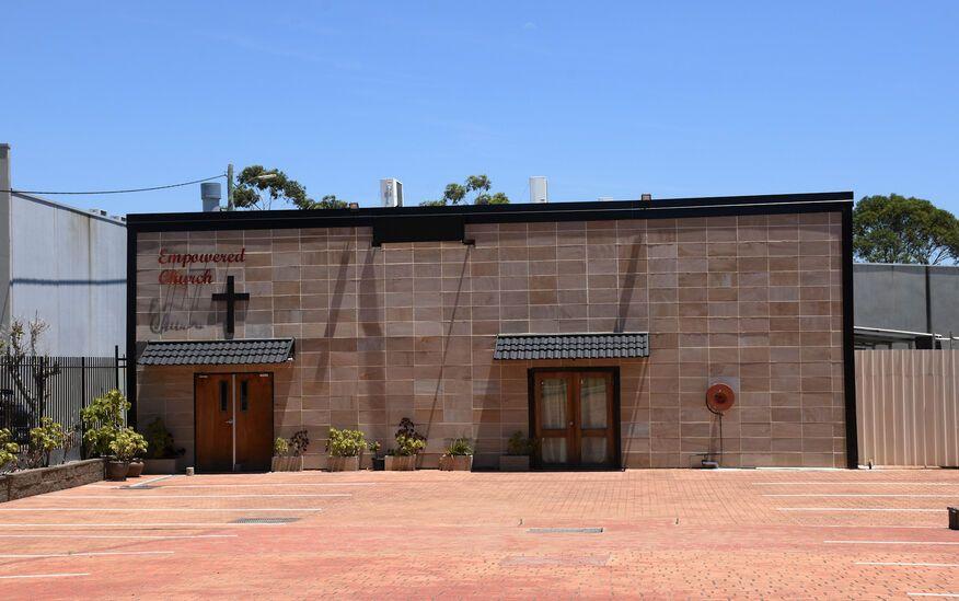 Empowered Church