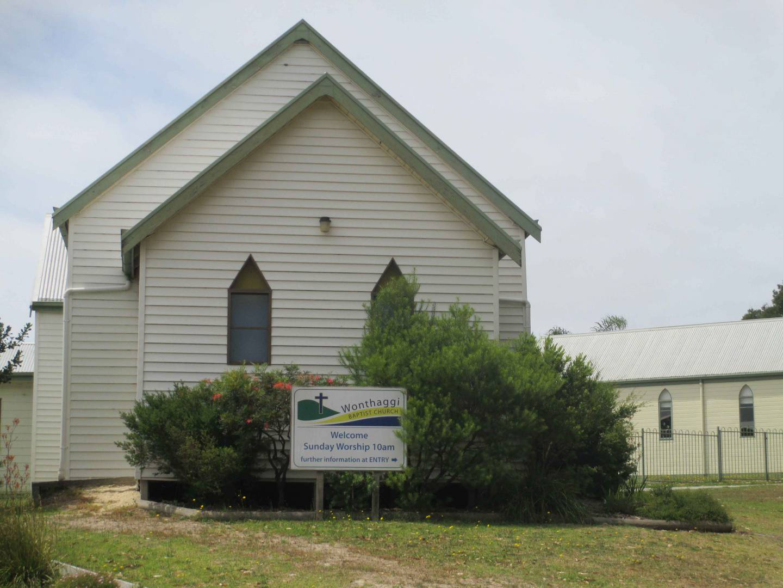 Wonthaggi Baptist Church