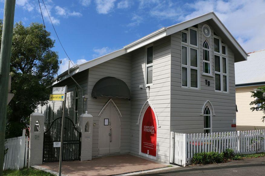 Enoggera Terrace Presbyterian Church - Former