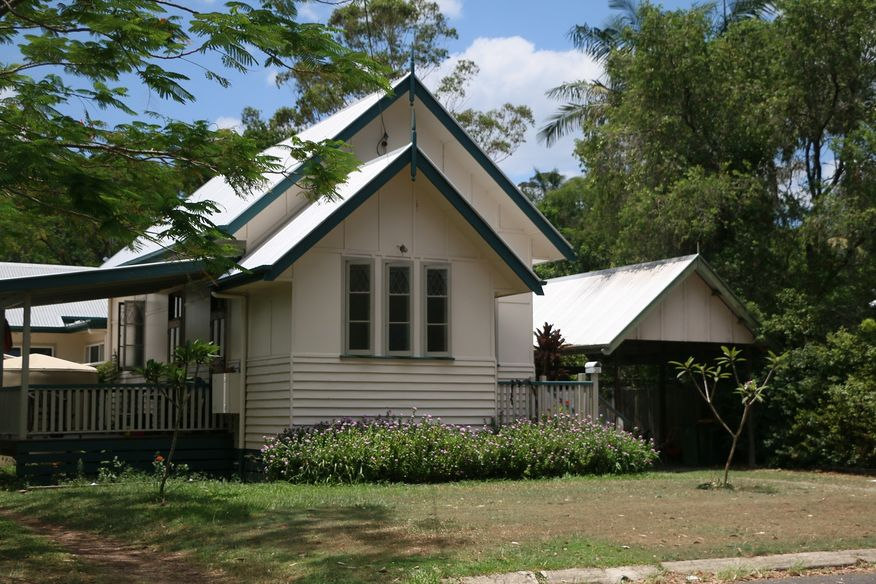 Eudlo Methodist Church - Former