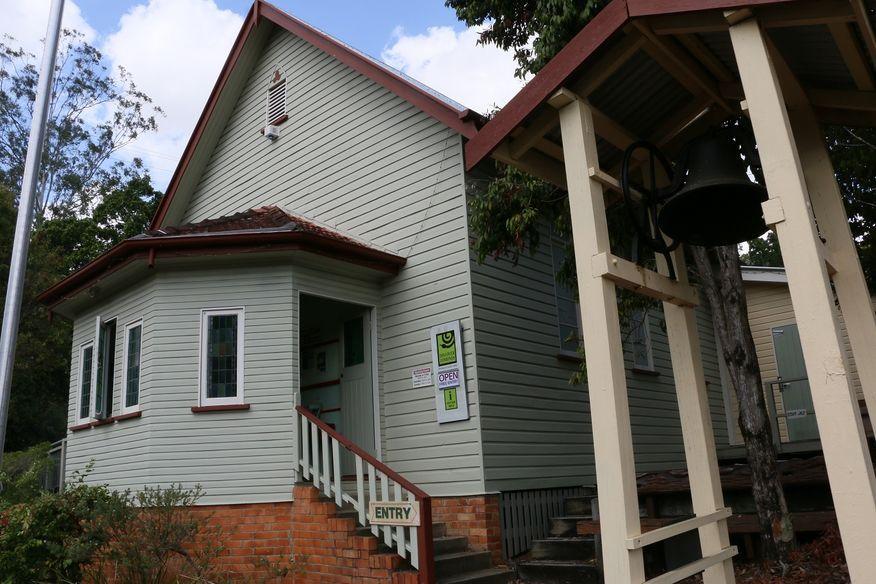 Eumundi Methodist Church - Former - And Bell