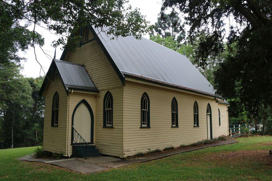Eureka Uniting Church - Former