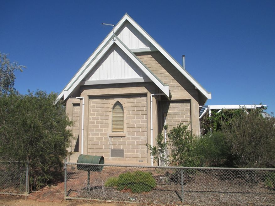 Evangelical Lutheran St Luke's Church - Former