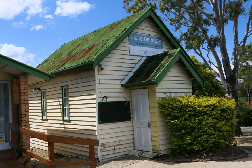 Everton Hills Baptist Church - Former