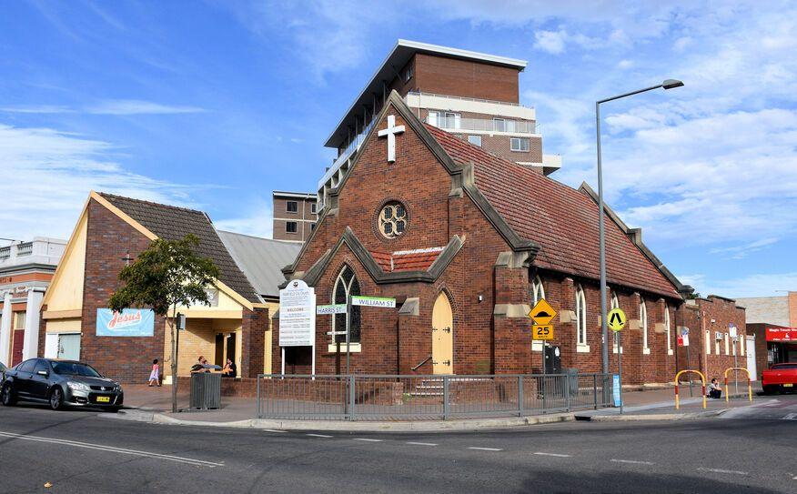 Fairfield City Church