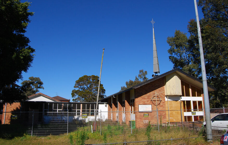Fairfield Uniting Church - Former
