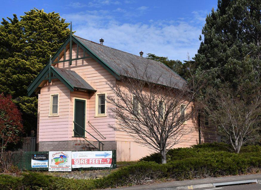 Falconbridge Uniting Church - Former