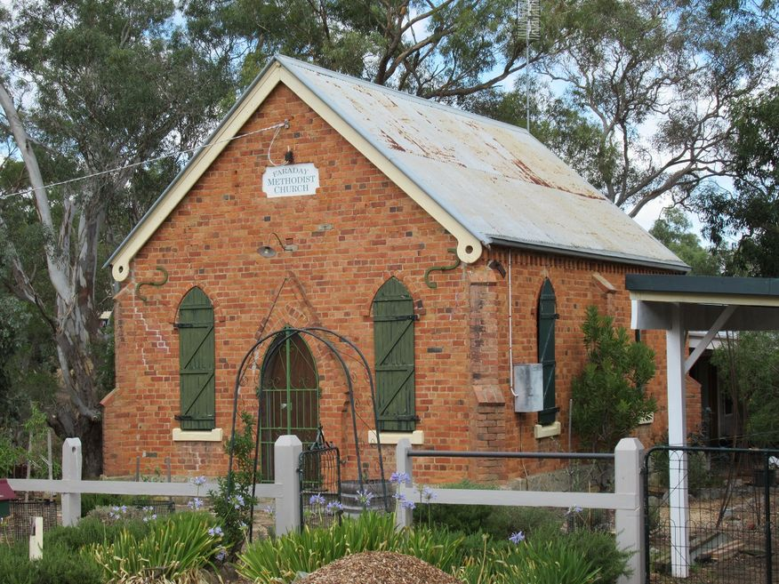 Faraday Methodist Church - Former