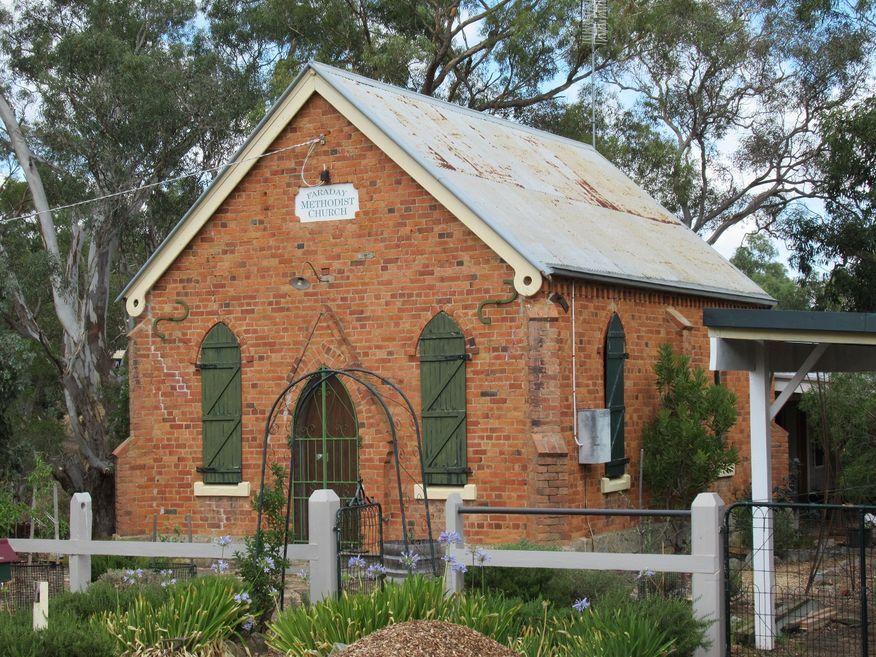 Faraday Methodist Church - Former