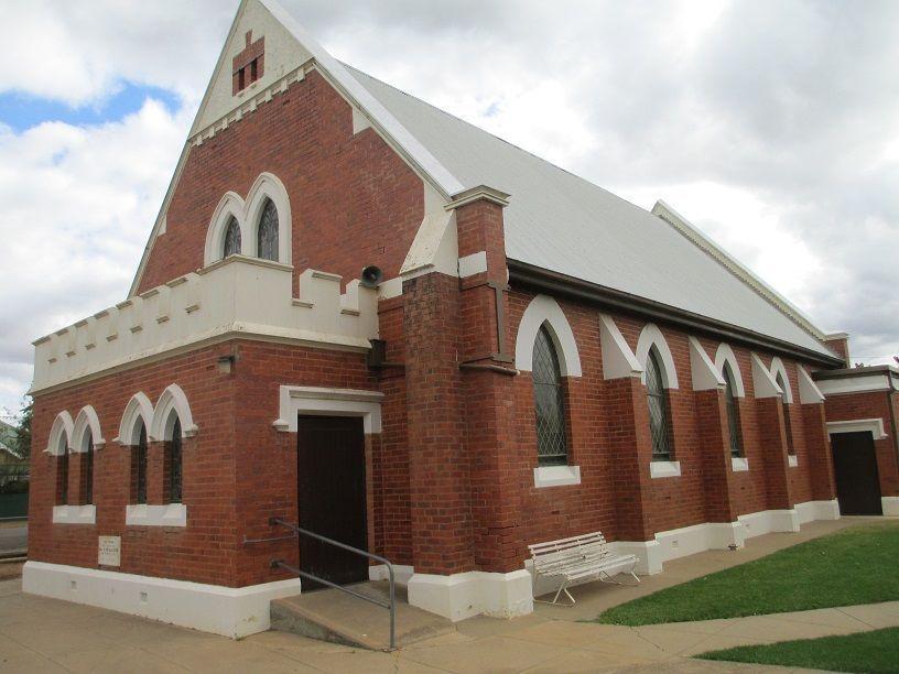 Finley Presbyterian Church