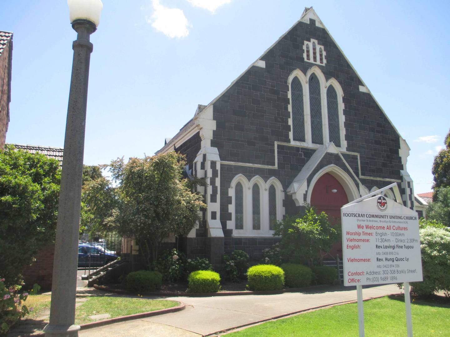 Footscray Community Uniting Church