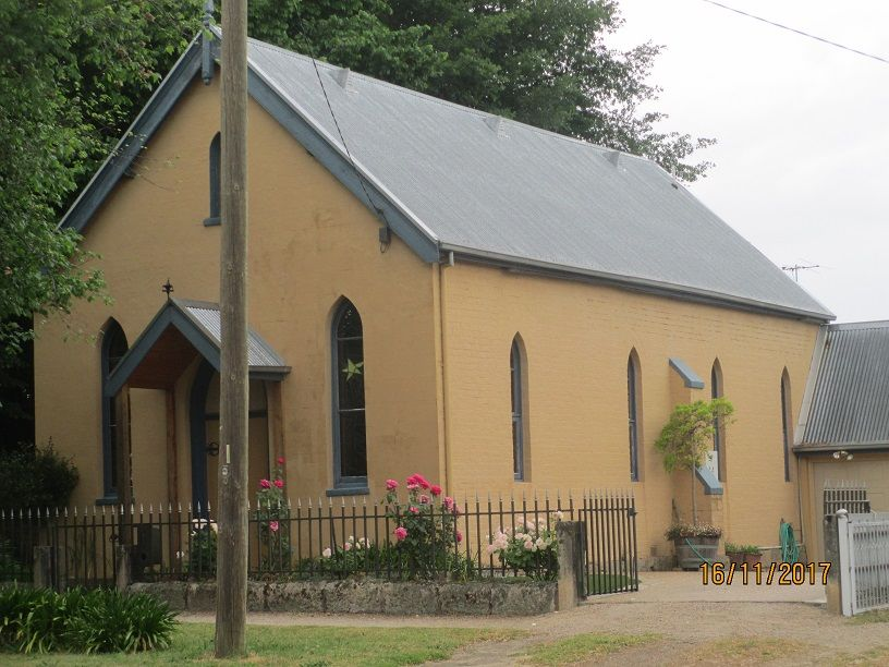 Ford Street, Beechworth Church - Former