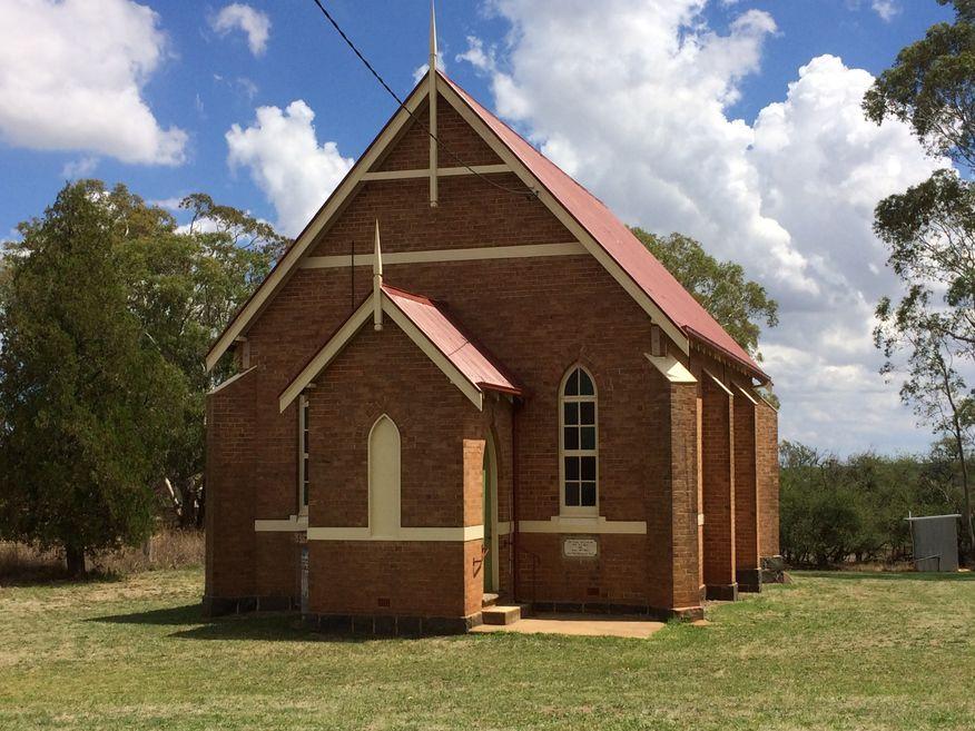 Forest Reefs Uniting Church