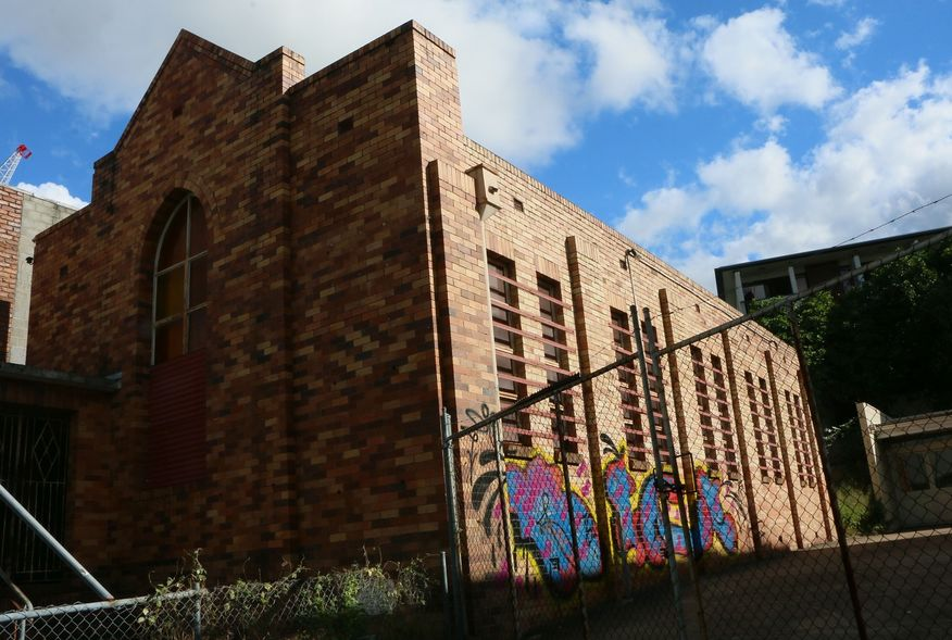 Fortitude Valley Apostolic Church  Former
