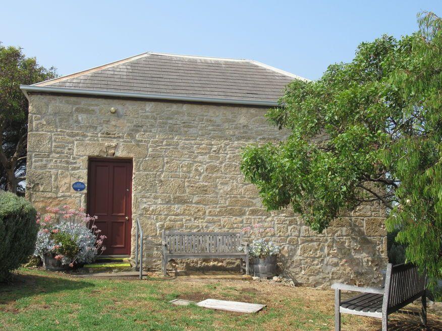 Free Presbyterian Church - Former