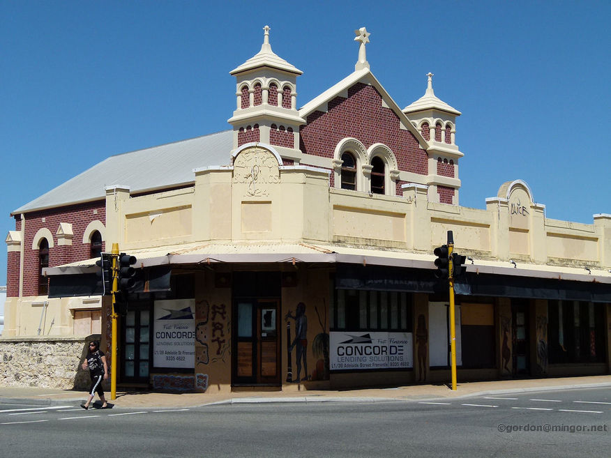Fremantle Hebrew Congregation Synagogue - Former