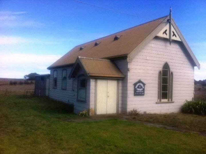 Garvoc Presbyterian Church - Former