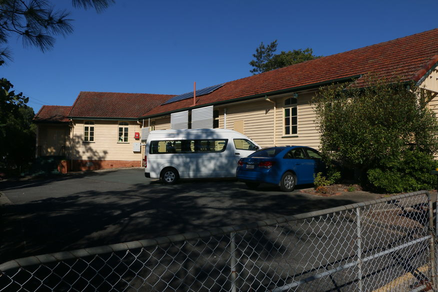 Geebung Uniting Church - Former
