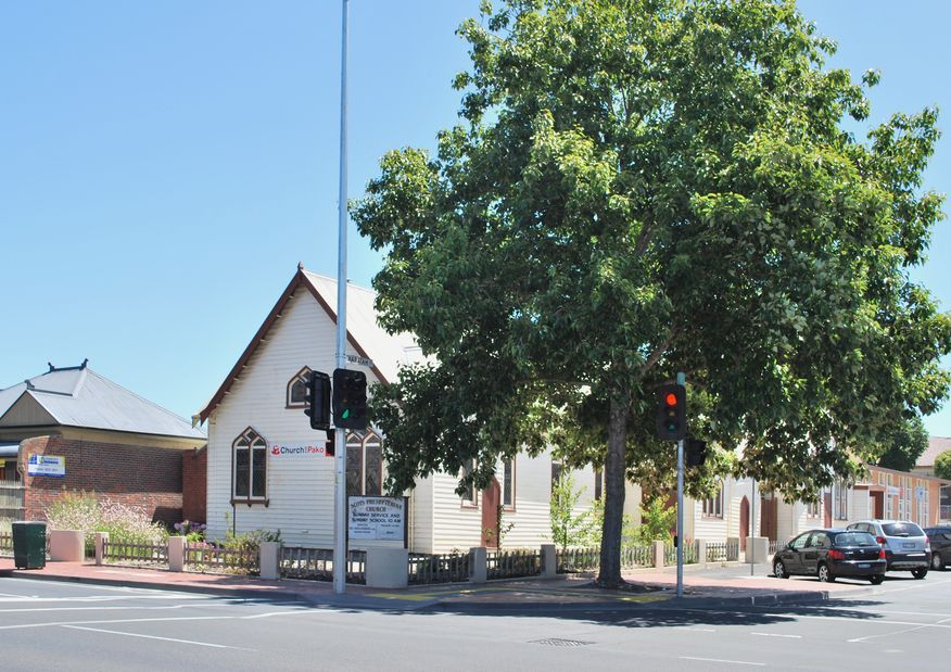 Geelong West Presbyterian Church