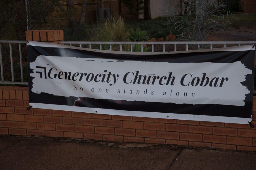 Generocity Church - Meets In Cobar Uniting Church Building