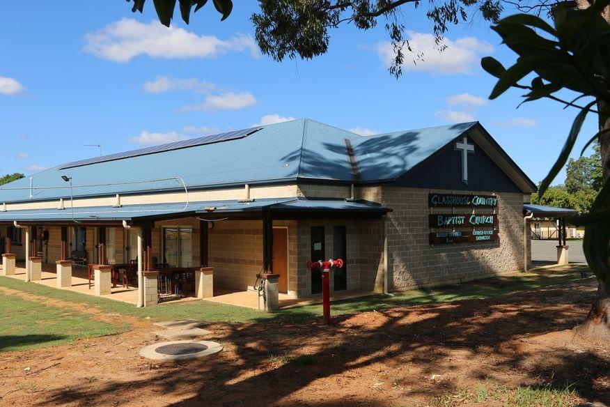 Glasshouse Country Baptist Church