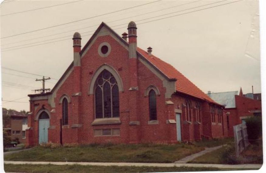 Glen Huntly Uniting Church - Former