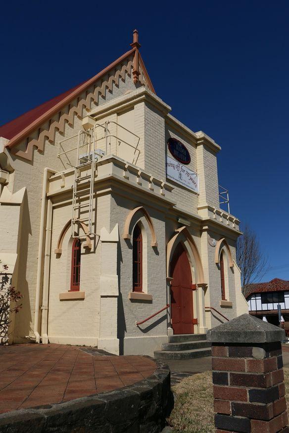 Glen Innes Methodist Church - Former