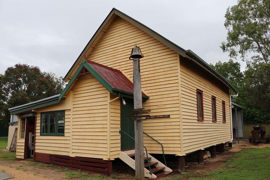 Glennie Heights Presbyterian Church - Former