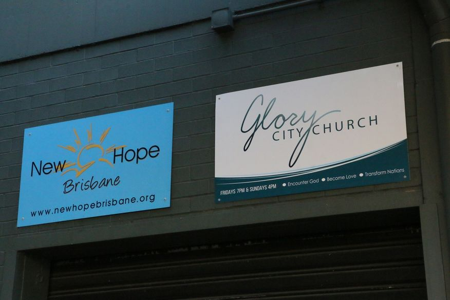 Glory City Church, Brisbane