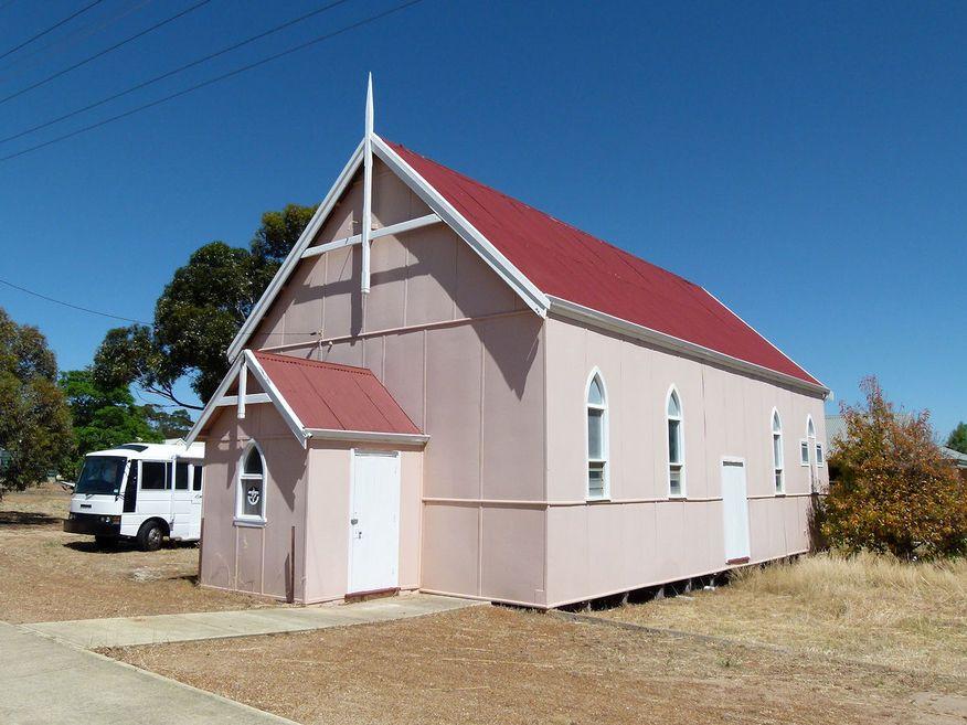 Gnowangerup Uniting Church - Former