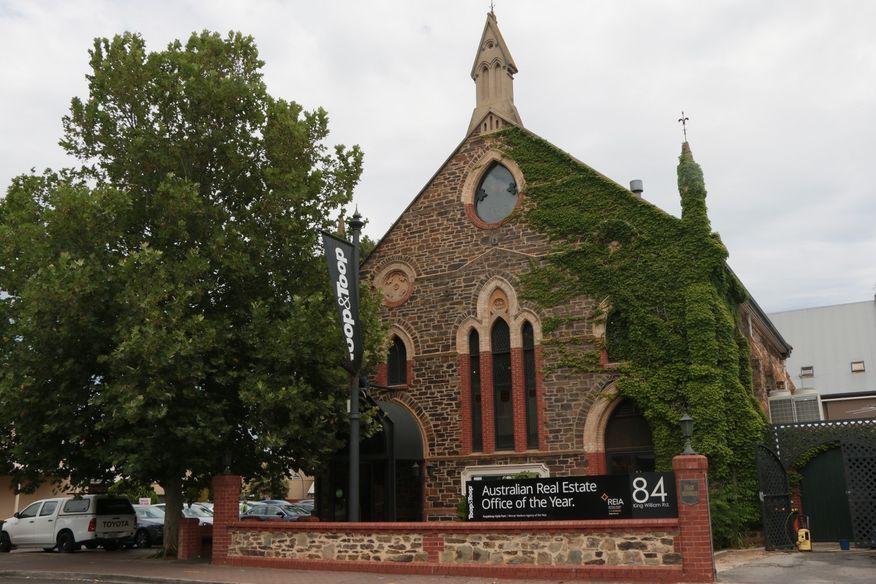 Goodwood Methodist Church - Former