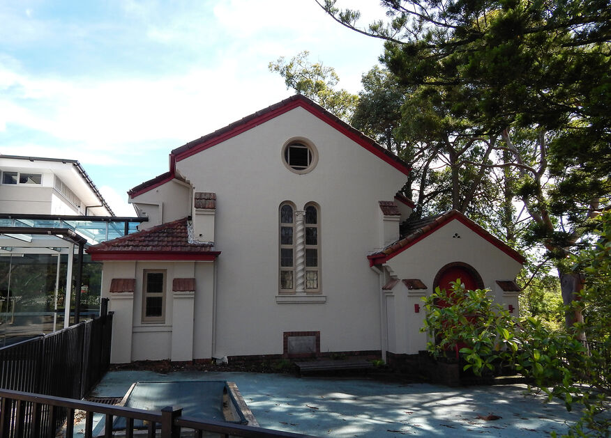 Gordon Baptist Church