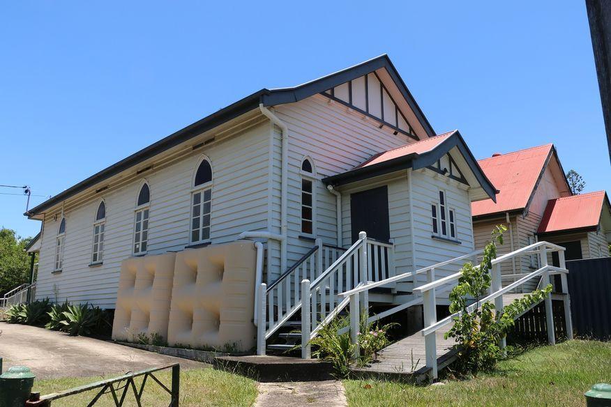 Gospel Chapel - Former