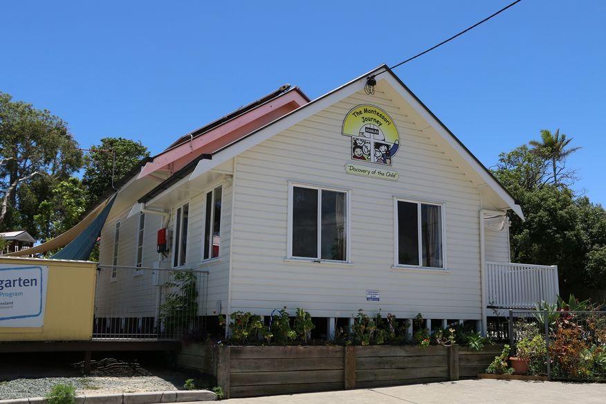 Gospel Hall Assembly - Former