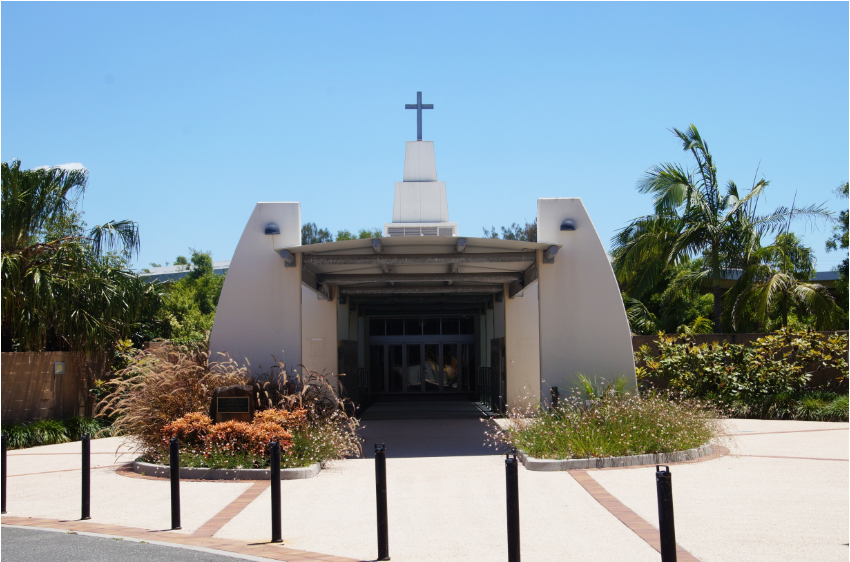 Grace Lutheran College - Rothwell Campus - Church